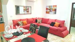 Rent n Busytin 2 BHK elegant furniture & beautiful view balcony