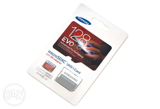 Brand New - Original Samsung 128 GB Evo+ plus