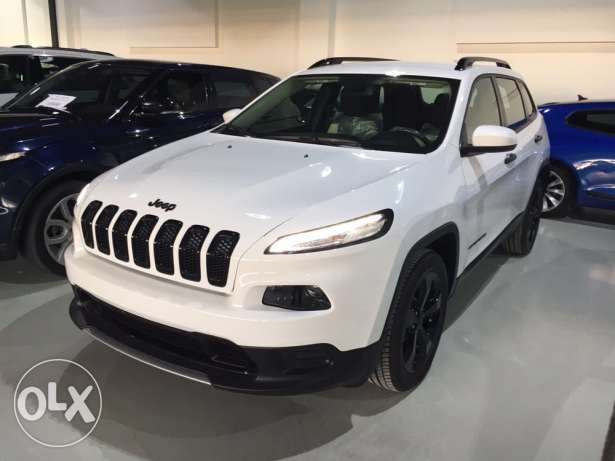 Jeep Cherokee 0 Km Brand New 5 years warranty White