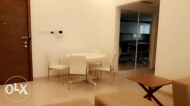 Amazing fully furnished 2 bedroom apartment in NEW HIDD/inclusive جفير -  2