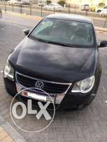 VOLKSWAGEN EOS 2009 Full option coupe for sale
