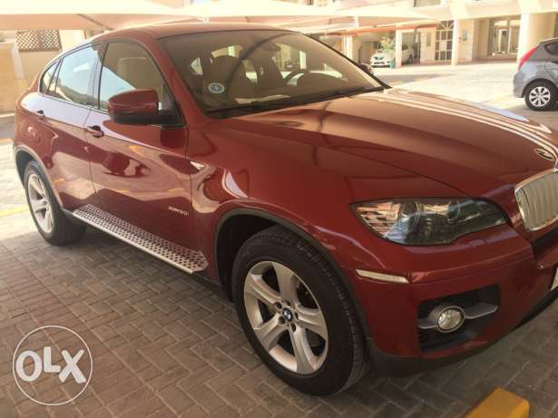 For sale BMW X6 81000km in very good condition.