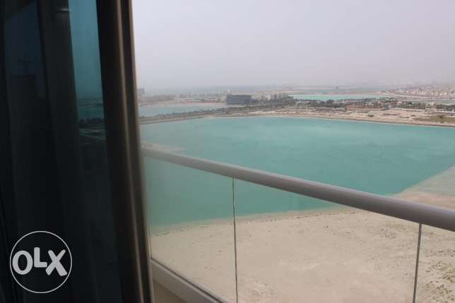 Wonderful Sea view 2 BR apartment in Amwaj / Brand new