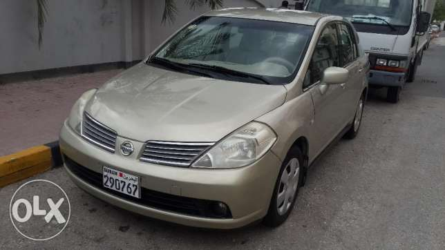 Nissan Tiida 2007 For Sale
