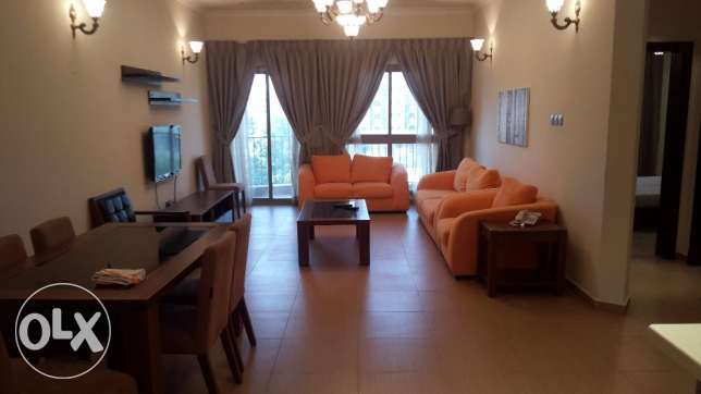 Spacious flat in Adliya 2 BR / Balcony