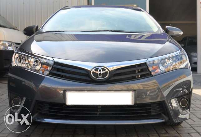 Toyota Corolla 2014,good condition,non accident,provides bank loan..