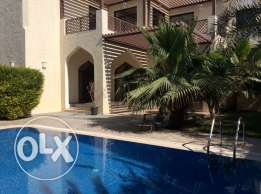 Jasra Executive 6 bedroom compound villa with private pool & garden