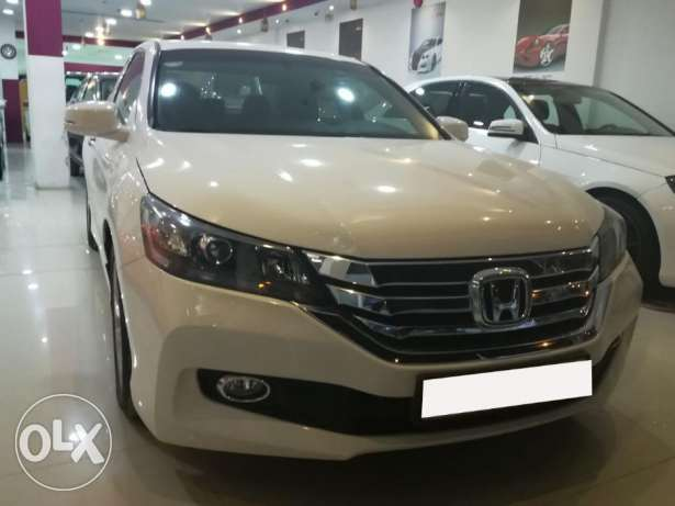 Honda Accord Model 2015