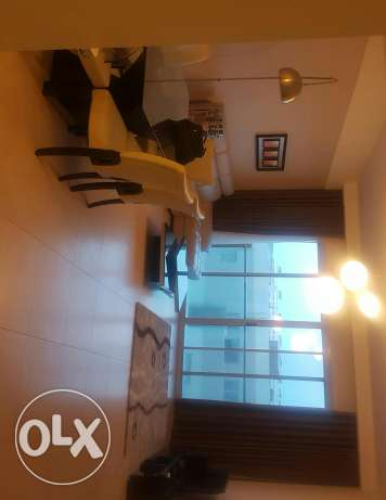 Flat modern and classy for rent .. all facilities available جزر امواج  -  1