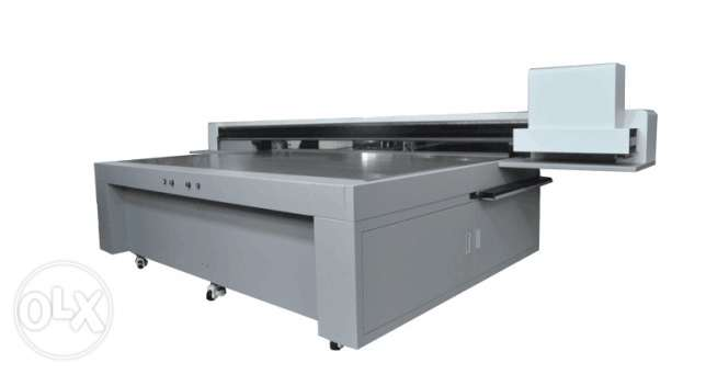 LED UV flat printer