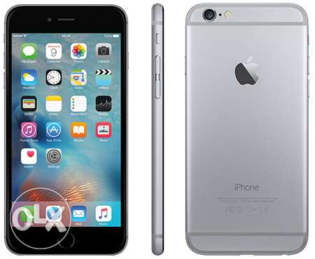 iphone 6plus black