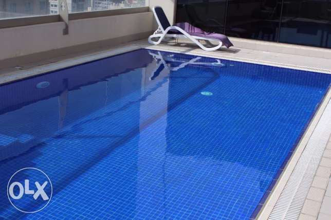 Amazing - 1 bedroom fully furnished in Juffair