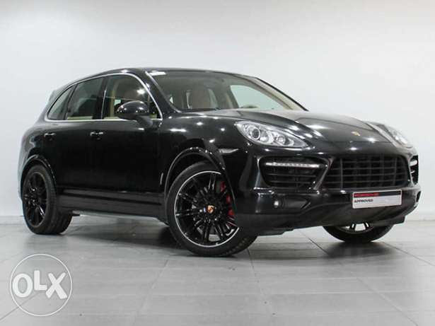 "Porsche Cayenne Turbo 2013MY ""Approved"""