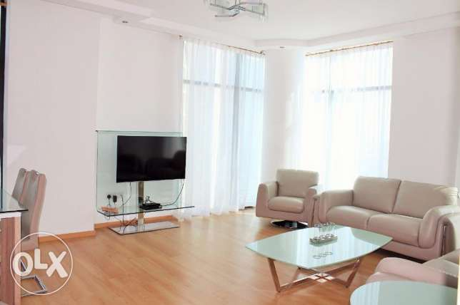 2 Bedroom Beautiful ff flat in Sanabis