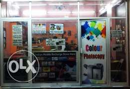 BD 3000 (Price is negotiable) Shop for sale Near American Mission Hos
