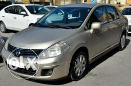 Nissan Tiida 2011 Model For sale