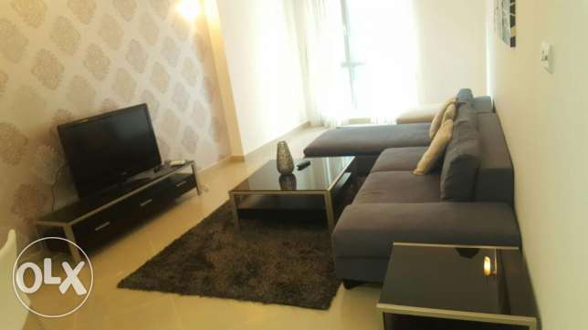 1bedroom flat for sale in amwaj island 88 sqm.