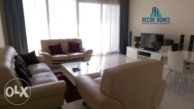 Fully furnished 2 BHK flat available In Um AL Hassam at 450/month