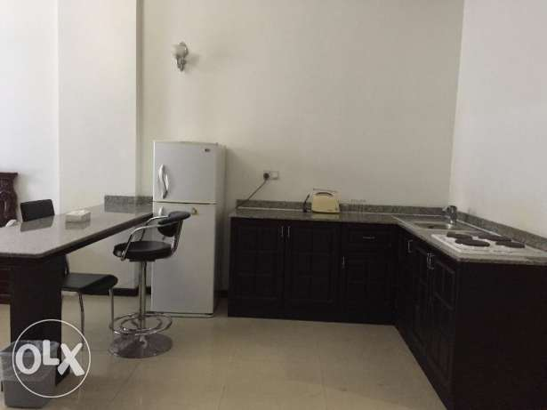 Studio Bedroom Fully Furnished Apartment in Juffair