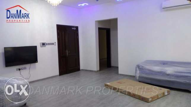 Brand New LUXURY 2 Bedroom SEMI Furnished Apartment for rent in SAAR.