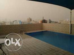 2 bedroom fully furnished flat for rent in Adliya