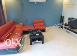2 bedroom fully furnished flat for rent in Janabiya -- all inclusive