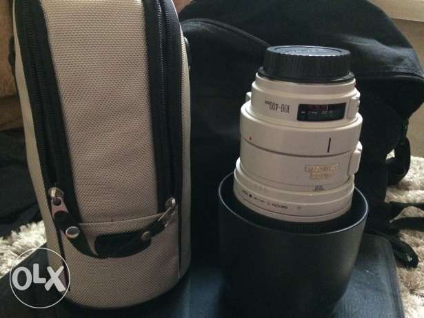 Canon lens 100-400mm for sale