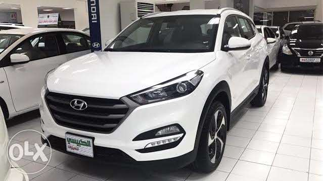 NEW Hyundai Tucson 2017 ( rent to own )