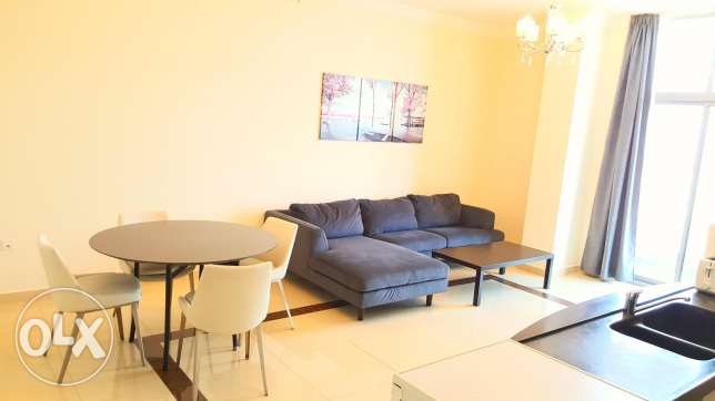 Lovely 2 BHK apartment near Aljazeera market جفير -  1