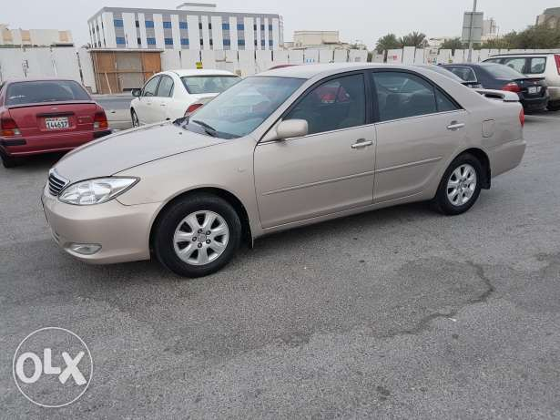 for sale toyota camry V6 model 2004