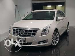 Cadillac XTS 2015 white For Sale