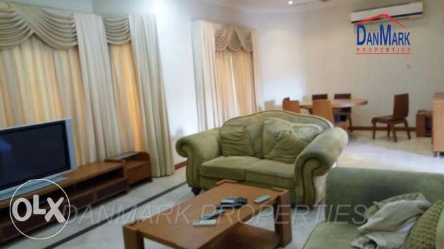 HIDD 4 BR Fully Furnished 2 storey Compound Villa for rent 700 INCLUSI المنامة -  5
