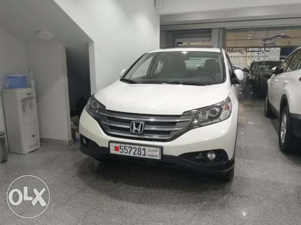 Honda CRV 2014 Km36000 medium option