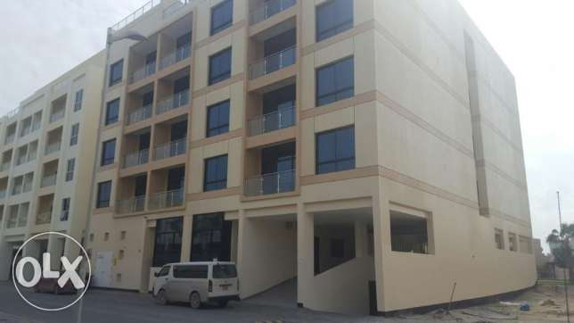 brand new building for sale in amwaj island:27 flats
