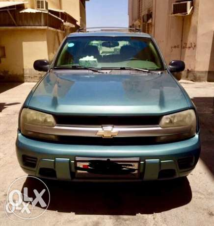 Chevrolet TrailBlazer 2009 for sale or exchange with higher model