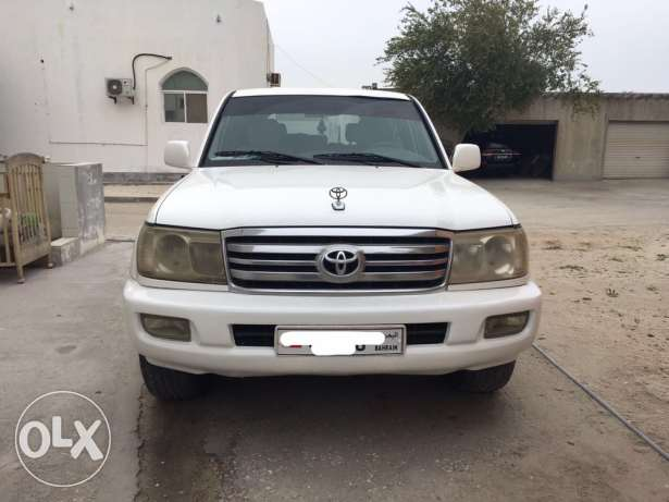 Land Cruiser 2007 GX For sale