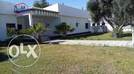 BARBAR 3 BR FULLY FurnisheSingle Storey Villa with Huge Garden BD 900/