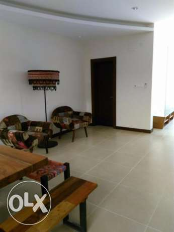 For rent new Simi furnished villa in Wahat Almuharraq