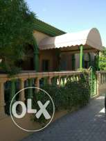 Villa for rent in Saar by saar mall