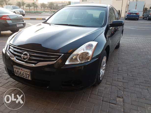 Nissan Altima 2012 Agent Maintained Ccomprehensive insurance