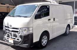 Toyota Hiace Cargo Van for sale