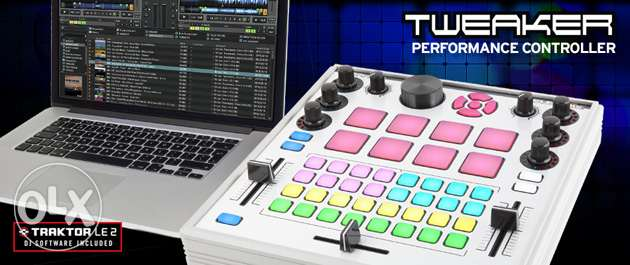 Tweaker launchpad Pro for DJS and Producer