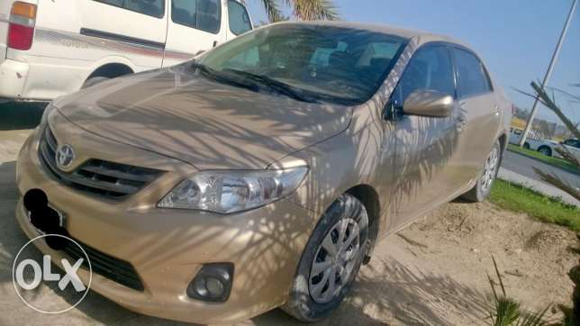 Toyota corolla 1.8 Only BD 3200 Urgent sale