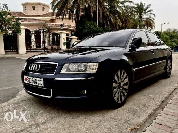 Audi A8L v6 3.0 in immaculate Condition - Final Price