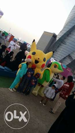 Mascot Rentals for Birthdays and Parties جفير -  5