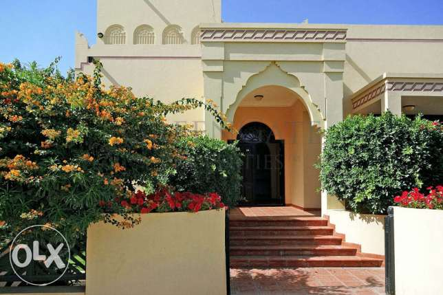 Villa Offers Compound Living at Its Best