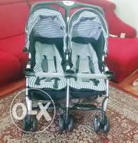 I have pram for twins baby.