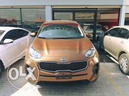 KIA Sportage 2017 Installment 165BHD Down payment 0 with Special Offer