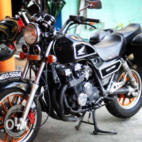 Wanted cbx750