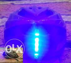 Bicycle Rear / Helmet LED Light--- Rechargeable (USB) & Water proof